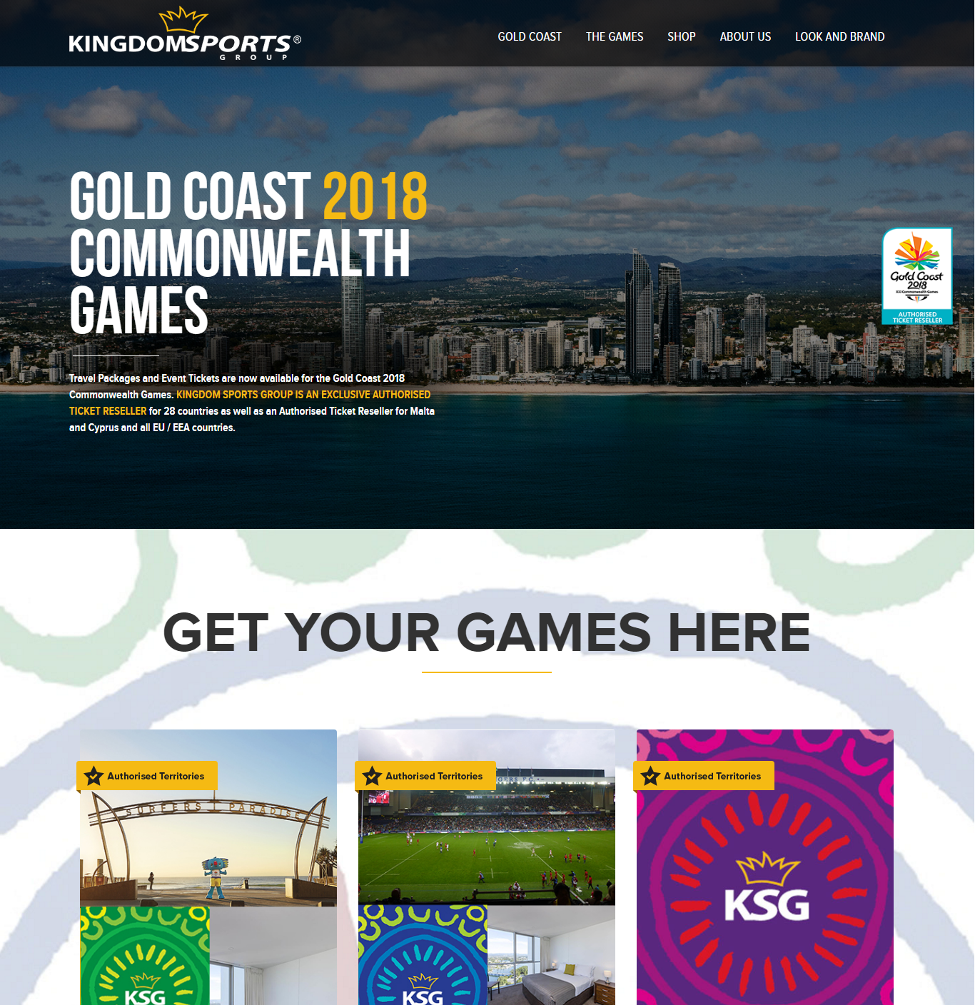 Kingdom Sports Group