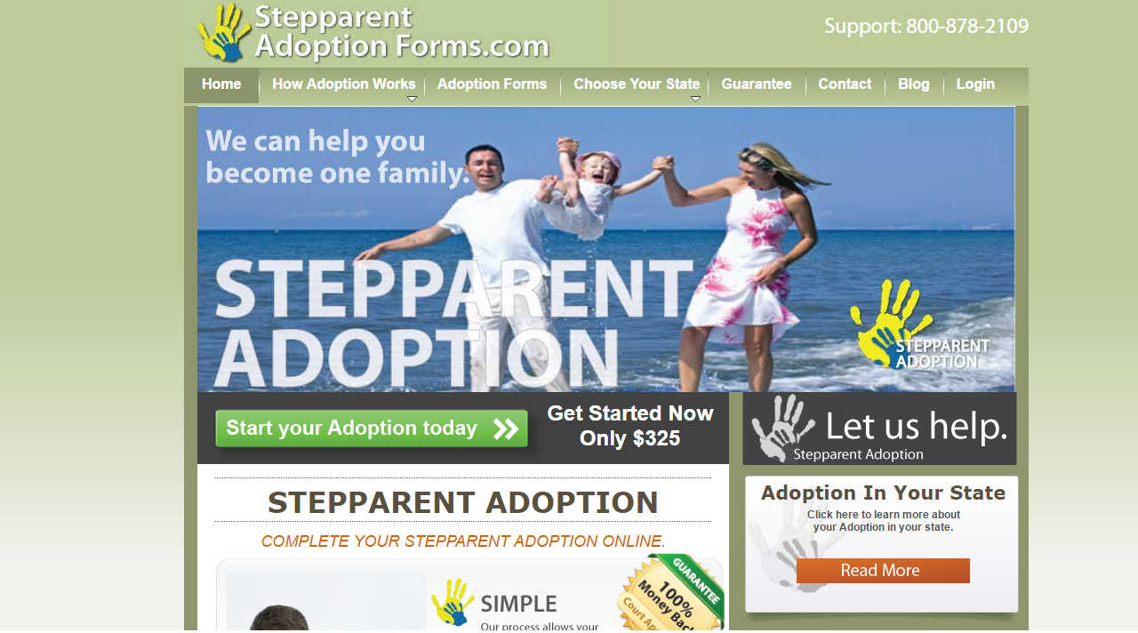 Step Parent Adoption Forms